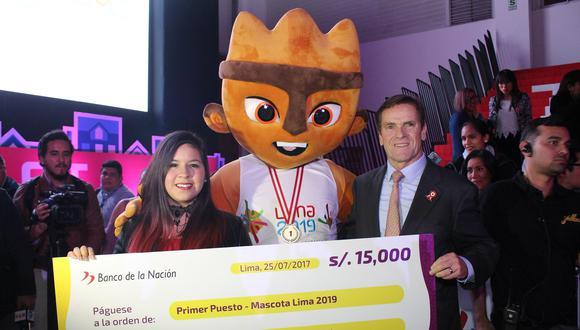 Lima 2019: Milco será la mascota oficial de los Juegos Panamericanos. (Foto: Lima 2019)