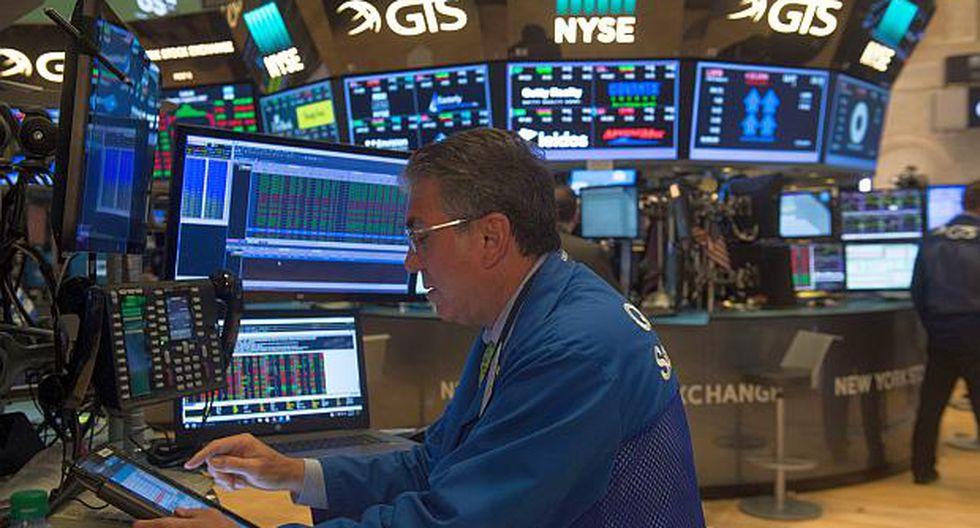 Wall Street opera en verde en la apertura de la jornada bursátil de hoy. (Foto: AFP)