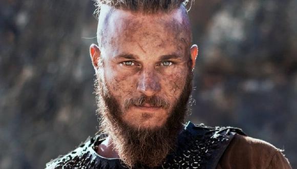 """Fimmel, el actor que interpretó a Ragnar en """"Vikings"""" fue quien propuso después de una Comic Con que le permitieran lograr que en el episodio final de la temporada 2 él no dijera nada. (Foto: History)"""