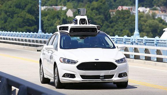 Uber planea probar autos voladores en Estados Unidos y Dubái
