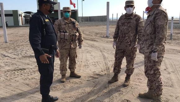 El Ejército Peruano informó que se reforzará el patrullaje en las fronteras del sur del país.
