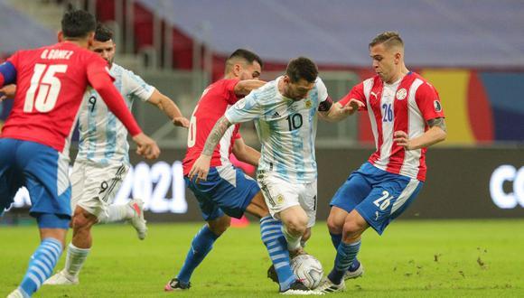 Argentina vs Paraguay es el partido que cierra la jornada de este lunes de la Copa América 2021. Mira la programación y opciones para ver fútbol en vivo en esta nota. (Foto: @Argentina)