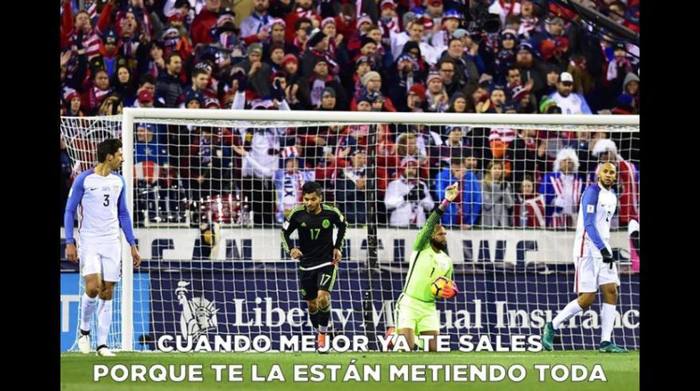México derrotó a Estados Unidos y los memes se burlaron de eso - 8