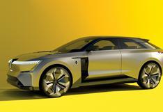 Morphoz, el nuevo carro eléctrico conceptual de Renault que se estira y se encoge   FOTOS