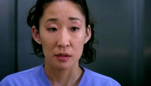 """Sandra Oh interpretó a la doctora Cristina Yang por 10 años en """"Grey's Anatomy"""" (Foto: ABC)"""