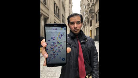Reach, app de seguridad