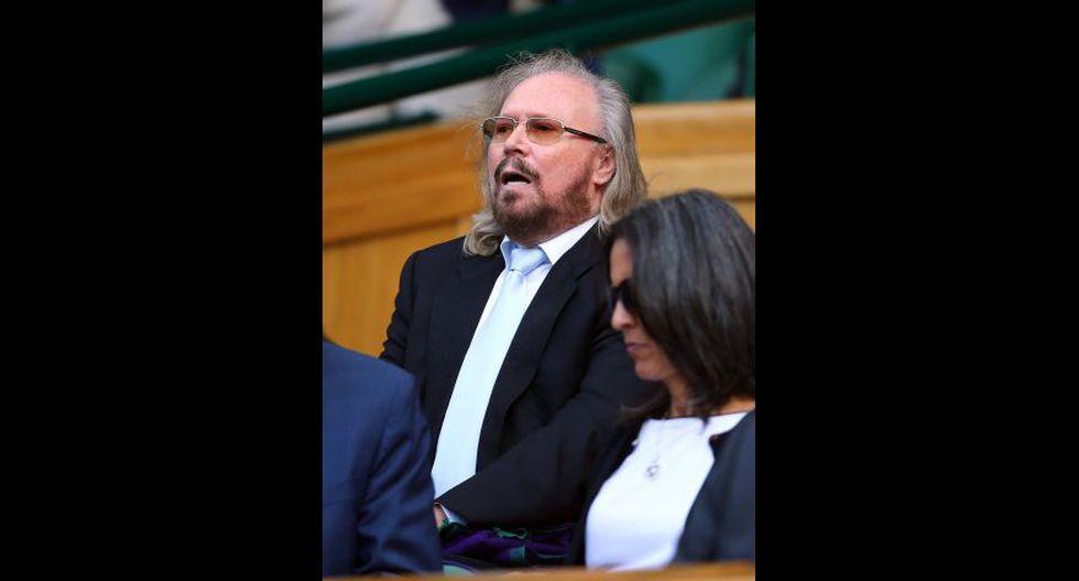 Barry Gibb. (Foto: Agencias)