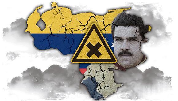 tras dos décadas de régimen, Maduro se ha convertido en un problema mucho más allá de las fronteras venezolanas