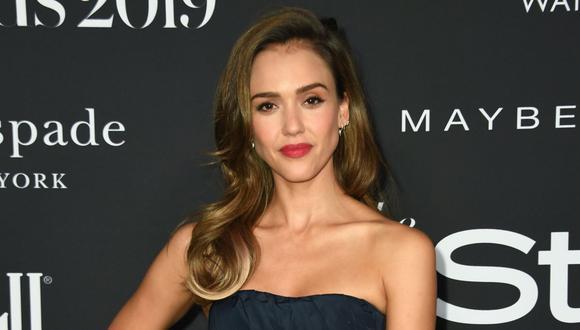 """La recordada actriz de """"Los 4 fantásticos"""", Jessica Alba, mostrará sus habilidades como productores y protagonista en una nueva cinta de Netflix. (AFP)."""