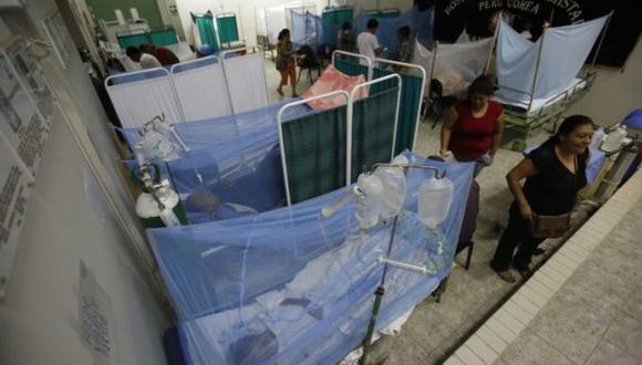 Piura necesita S/3 millones para lucha contra imparable dengue