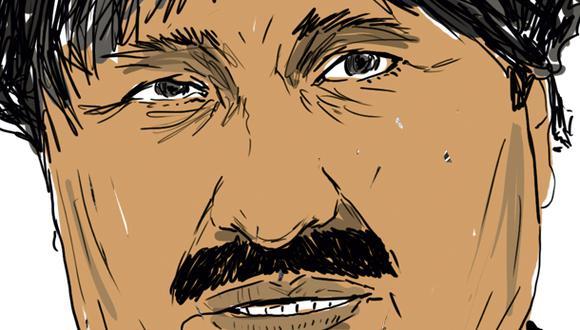 """""""Evo se parece cada vez más a Maduro. Hasta la maldad y la arbitrariedad pueden madurar"""". (Ilustración: Giovanni Tazza)"""