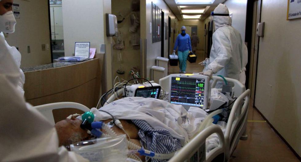 Coronavirus en Brasil | Últimas noticias | Último minuto: reporte de infectados y muertos hoy, sábado 17 de octubre del 2020 | Covid-19 | (Foto: AFP / SILVIO AVILA).