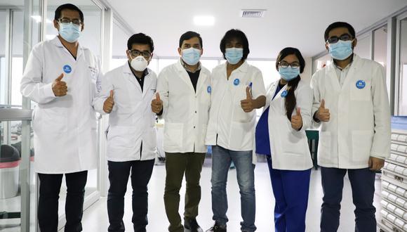 Un total de 181 médicos residentes terminaron con éxito el Programa de Residentado Médico en las diferentes especialidades y subespecialidades del Hospital Edgardo Rebagliati Martins de EsSalud | Foto: Essalud