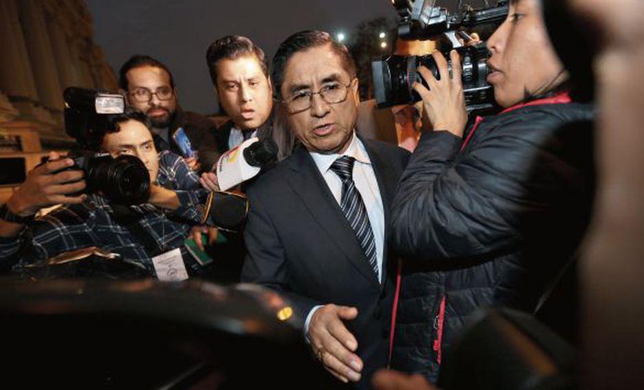 Audiencia fue programada por el juez Hugo Núñez Julca. (GEC)
