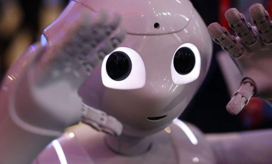 En general, los robots sociales combinan inteligencia artificial e internet de las cosas. (Foto: AFP)