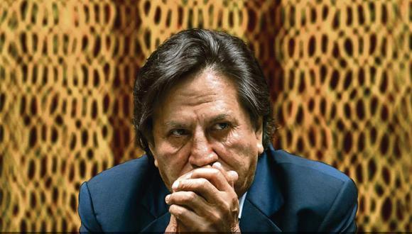Indicó que luego de agotadas las instancias judiciales de ese país, el Departamento de Estado realizará una evaluación para autorizar la extradición del expresidente al Perú. (Foto: El Comercio)