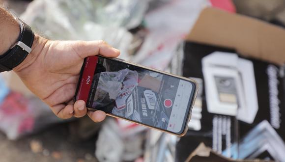 """La aplicación móvil Vipa de la MML implementó la nueva sección """"Basura, desmonte, ruidos y otros"""". (Foto: Municipalidad de Lima)"""