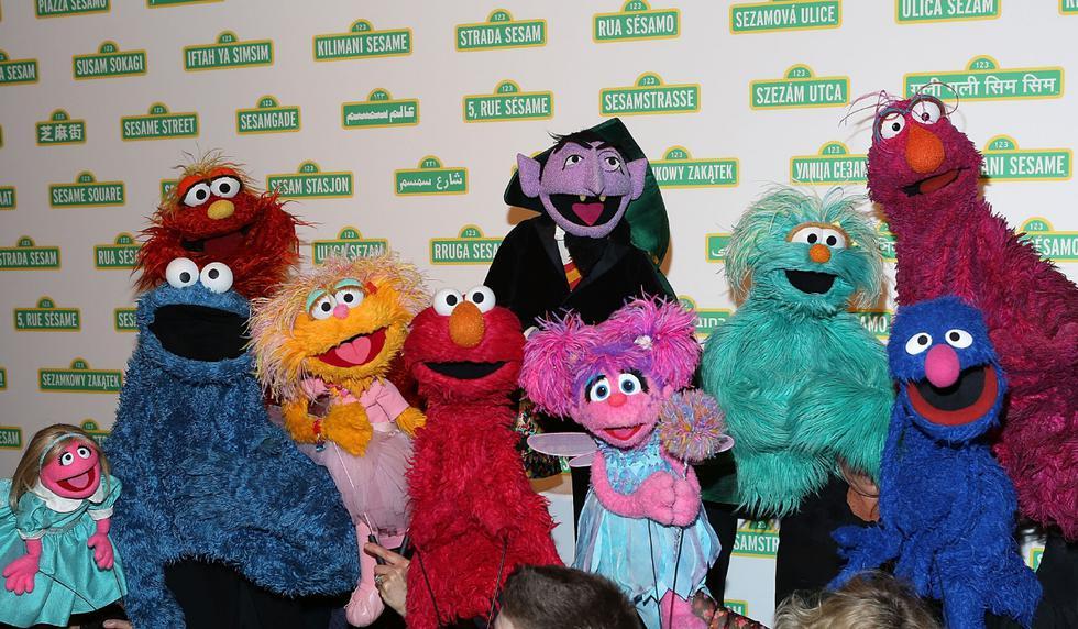 Las aventuras de Beto, Ernesto, Elmo y sus demás compañeros acumulan 189 Emmys, la gloria de la televisión estadounidense. Su éxito puede explicarse en dos palabras: instrucción gratuita. (Foto: AFP)