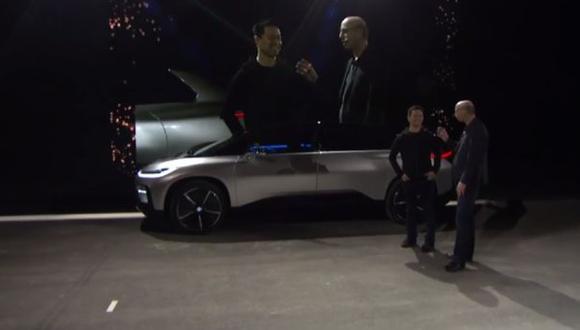 YouTube: el carro autónomo que no arrancó en el CES 2017