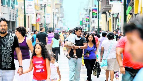 Situación en la capital se ha visto golpeada por la reducción del empleo. (Foto: GEC)
