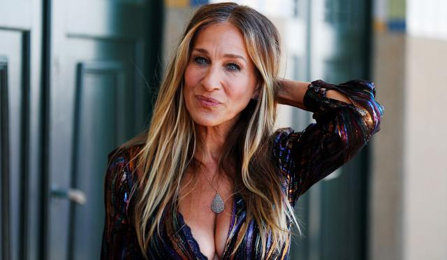 "Sarah Jessica Parker will be part of the return of ""Sex and the City"" and HBO Max (Photo: Charly Triballeau / AFP)"