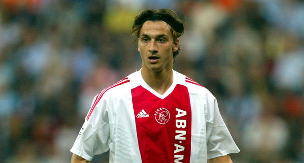 Zlatan Ibrahimović mostró toda su clase superando a cinco jugadores del NAC Breda hace 14 años | Foto: captura
