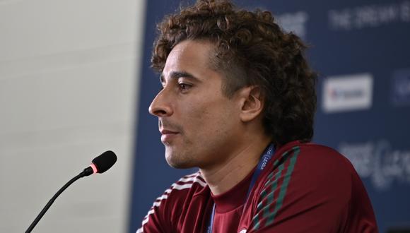 """""""Dejen el grito homofóbico, nos está afectando"""", pide Ochoa a los aficionados mexicanos"""