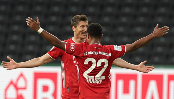 Bayern Munich consiguió su noveno título de Bundesliga esta temporada. (Foto: Getty Images)
