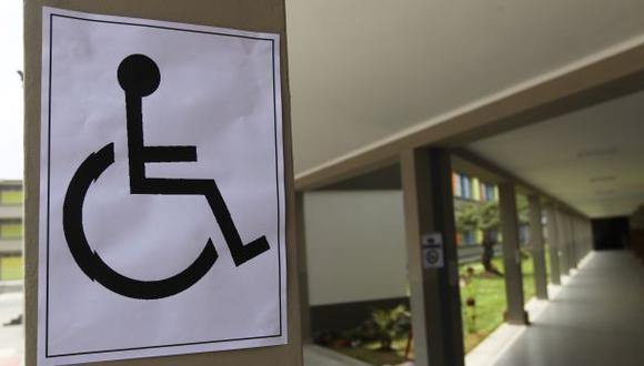 Elecciones 2014: Discapacitados podrán registrarse hasta el 15