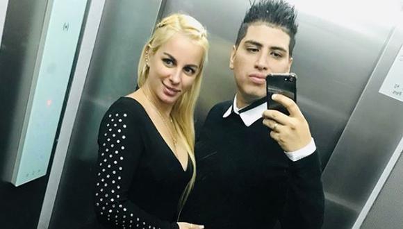 Dalia Durán, esposa de John Kelvin, anunció el fin de su matrimonio con el cantante de cumbia. (Foto: @dalia_duran_oficial)