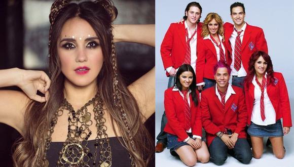 Exintegrantes de RBD felicitan a Dulce María por su embarazo. (Foto: Instagram)