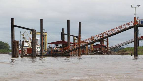 Declaran en emergencia ambiental la cuenca del río Marañón