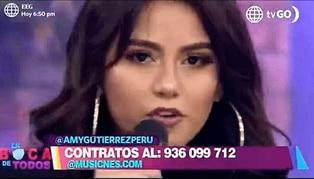"""Amy Gutiérrez estrena """"Alguien"""" su nuevo sencillo"""