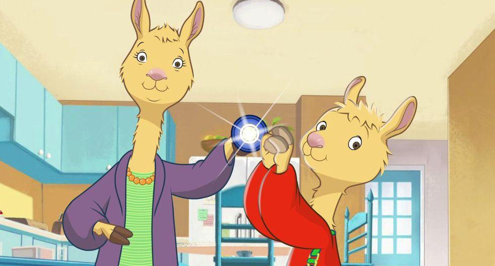 """Llama Llama"" Temporada 2 - 15 de noviembre. (Foto: Netflix)"