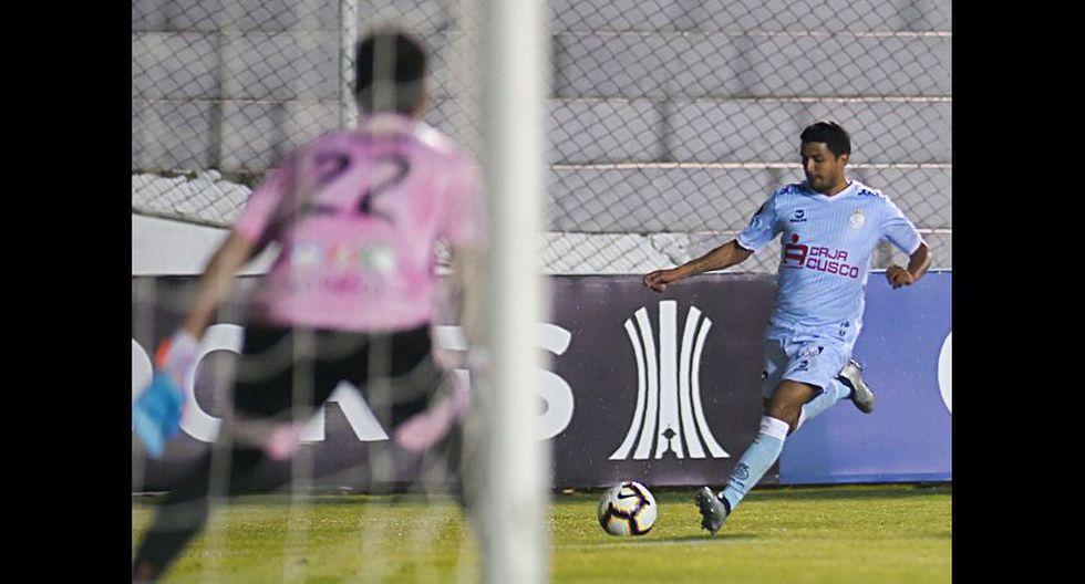 Reimond Manco - Real Garcilaso: 500 mil euros. (Foto: GEC).
