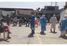 Chiclayo: cierran terminal pesquero de Santa Rosa tras detectarse 109 casos de COVID-19