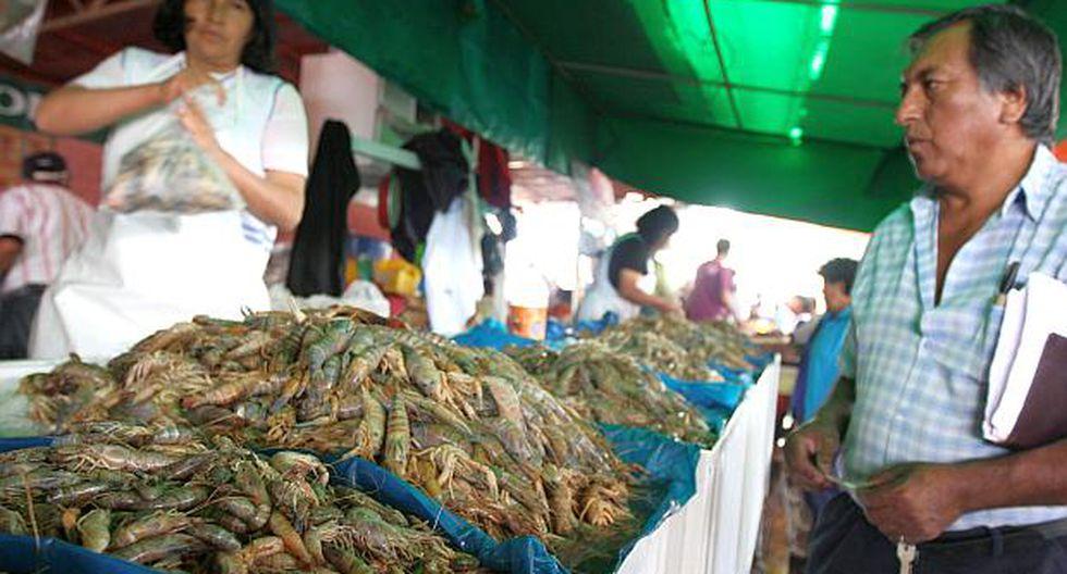 Desde el 01 de enero no se podrá pescar camarones durante tres meses. (Foto: GEC)