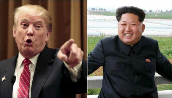 """Donald Trump: """"Kim Jong-un es un joven bastante astuto"""""""