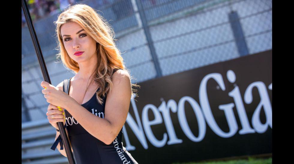 Las bellas Paddock Girls robaron miradas en el GP de Austria. (Fotos: MotoGP)