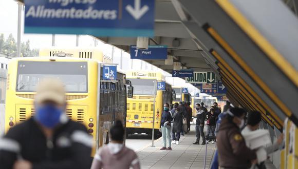 El Metropolitano brindará adicionalmente el servicio del Expreso 4. (Foto: GEC)