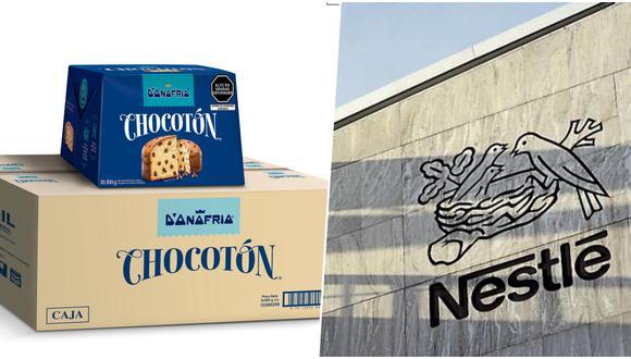 Chocotón y Panetoncito de D'onofrio serán retirados del mercado por presunta presencia de moho. (D'onofrio/Archivo El Comercio)