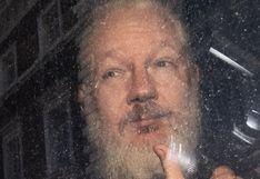 Las pertenencias de Julian Assange que Ecuador le está entregando a EE.UU.