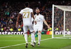 Real Madrid pasó por encima a un débil Galatasaray en el Santiago Bernabéu por la Champions League