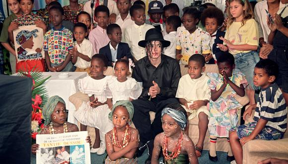 """El documental """"Leaving Neverland"""" señala que Michael Jackson abusó sexualmente de dos menores. (Fotos: AFP)"""