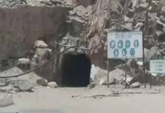 Ica: minero permanece atrapado en mina tras derrumbe desde hace seis días