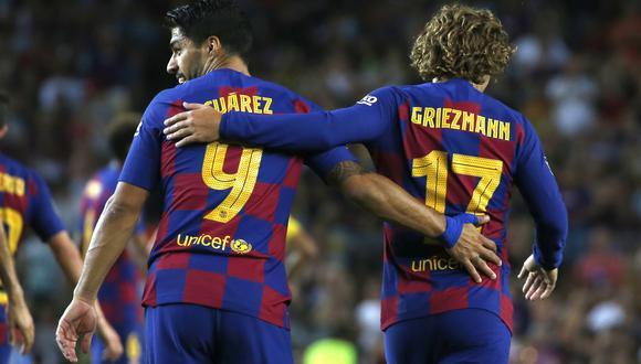 Barcelona venció 2-1 al Arsenal y se quedó con el Trofeo Joan Gamper | Foto: Agencias