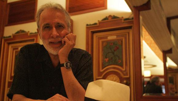 Foto del crítico literario José Miguel Oviedo en 2006. (Foto: Consuelo Vargas / El Comercio)