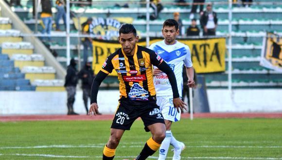 The Strongest arrancó con un contundente triunfo ante San José de Oruro. Los goles del 'Tigre' fueron anotados por Valverde, Blackburn, Marteli y Novoa. (Foto: Agencias)