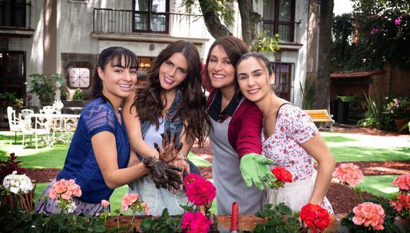 La nueva telenovela de Rosy Ocampo ha detenido sus grabaciones por caso de coronavirus (Foto: Televisa)