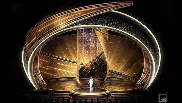 Además, para la gala de los Premios Oscar 2021 se utilizarán varias localidades, entre ellas el famoso Dolby Theatre en Los Ángeles. (Foto: Hollywood Reporter)
